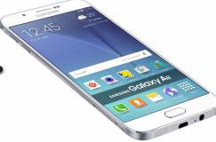 Samsung Galaxy A8 Beyaz Akıllı Telefon