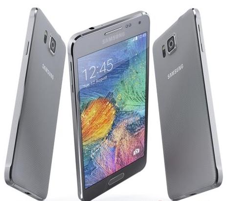 Samsung Galaxy Alpha G850 Silver Akıllı Telefon