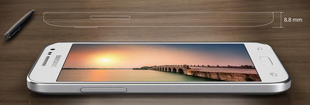 Samsung Galaxy Core Prime G361 Akıllı Telefon