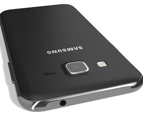 Samsung Galaxy J2 Siyah Akıllı Telefon