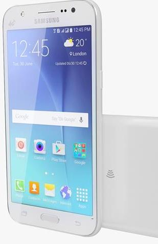 Samsung Galaxy J5 Beyaz Akıllı Telefon