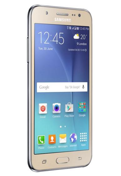 Samsung Galaxy J5 Gold Akıllı Telefon
