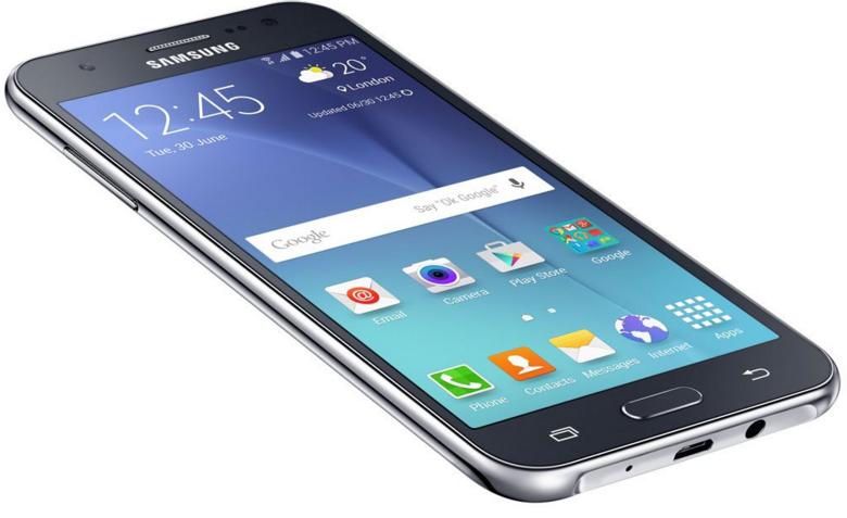 Samsung Galaxy J5 Siyah Akıllı Telefon
