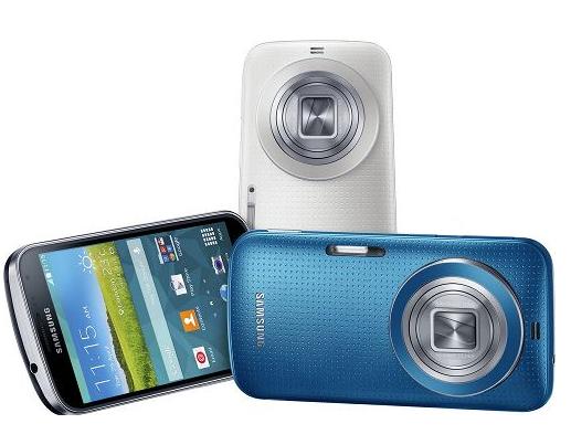 Samsung Galaxy K Zoom Akıllı Telefon