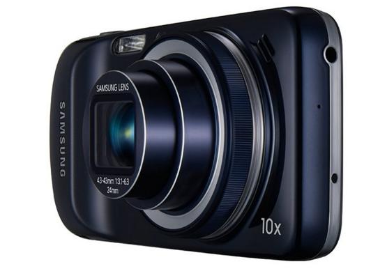 Samsung Galaxy S4 Zoom Akıllı Telefon