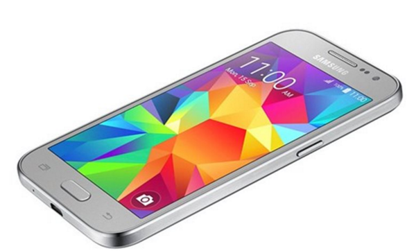 Samsung Mobile SM-G361H Core Prime Kömür Grisi Akıllı Telefon