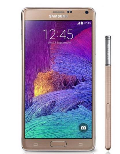 Samsung N910 Galaxy Note 4 Altin Akıllı Telefon