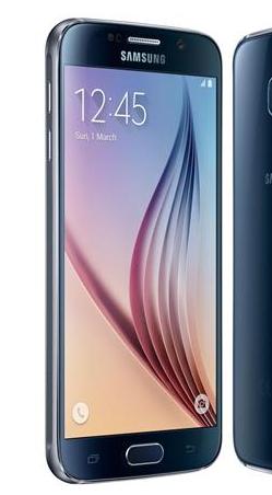 Samsung S6 G920 64GB Black Sapphire Akıllı Telefon