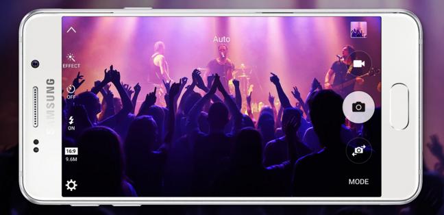 Samsung SM A310F Galaxy A3 Gold Akıllı Telefon
