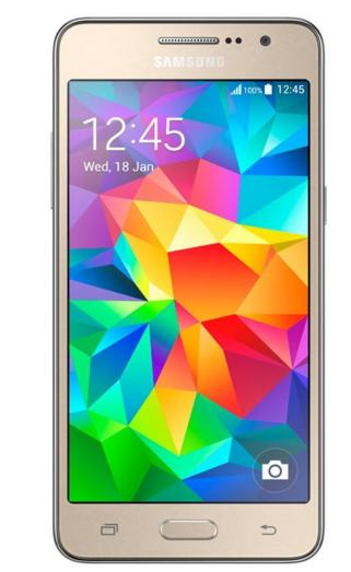 Samsung SM G531F Grand Prime Altın Akıllı Telefon