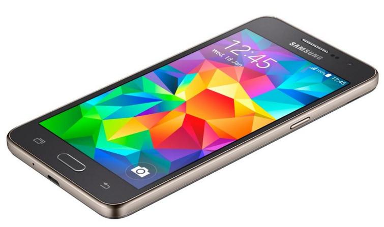 Samsung SM G531F Grand Prime Gri Akıllı Telefon