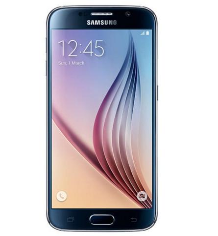 Samsung SM G920 S6 32 GB Siyah Akıllı Telefon
