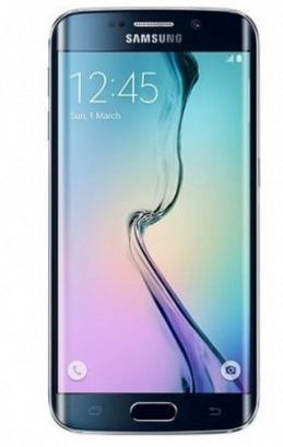 Samsung SM G925 S6 Edge 32GB Siyah Akıllı Telefon