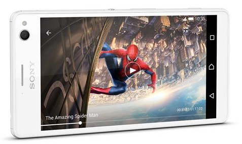 Sony Xperia C4 Beyaz Akıllı Telefon