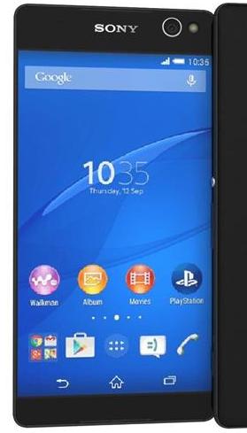 Sony Xperia C5 Ultra Black Akıllı Telefon