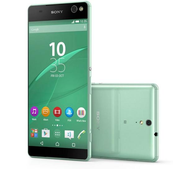 Sony Xperia C5 Ultra Nane Yeşili Akıllı Telefon