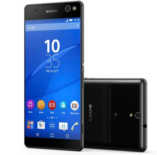 Sony Xperia C5 Ultra Siyah Akıllı Telefon