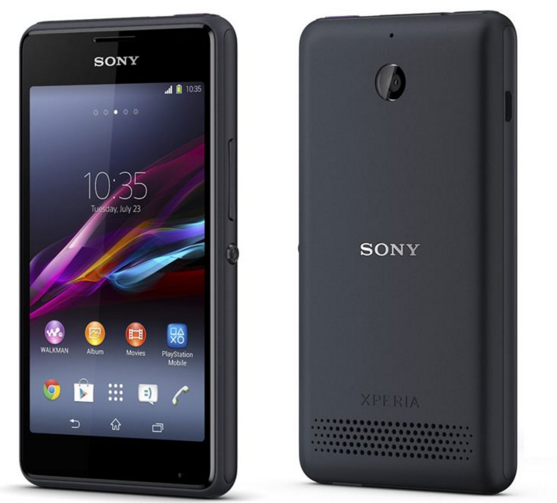 Sony Xperia E1 Akıllı Telefon
