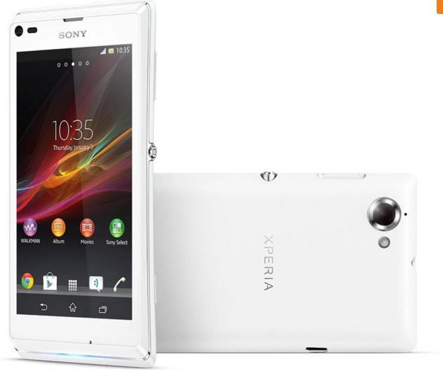 Sony Xperia L Akıllı Telefon