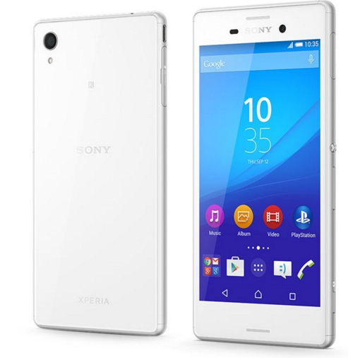 Sony Xperia M4 Aqua White Akıllı Telefon