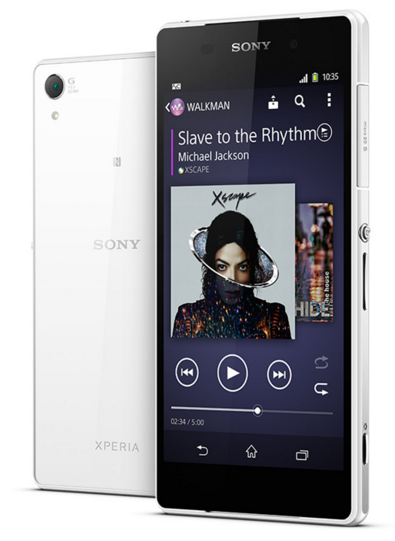 Sony Xperia Z2 Beyaz Akıllı Telefon
