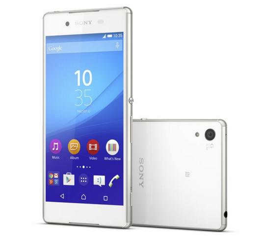 Sony Xperia Z3+ Beyaz Akıllı Telefon