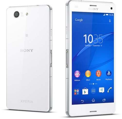 Sony Xperia Z3 Compact Beyaz Akıllı Telefon