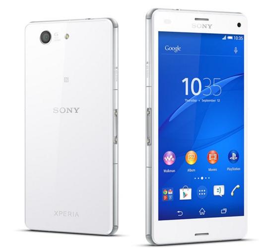 Sony Xperia Z3 Compact White Akıllı Telefon