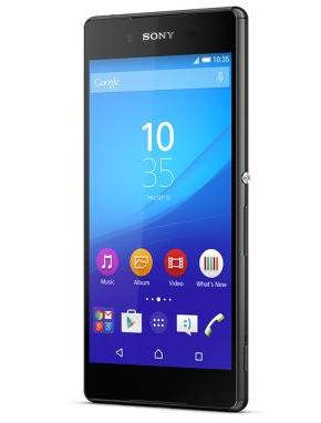 Sony Xperia Z3 Plus Black Akıllı Telefon