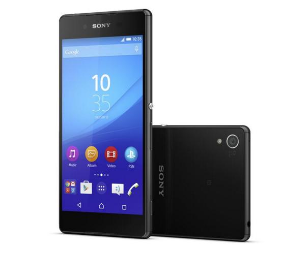 Sony Xperia Z3+ Siyah Akıllı Telefon