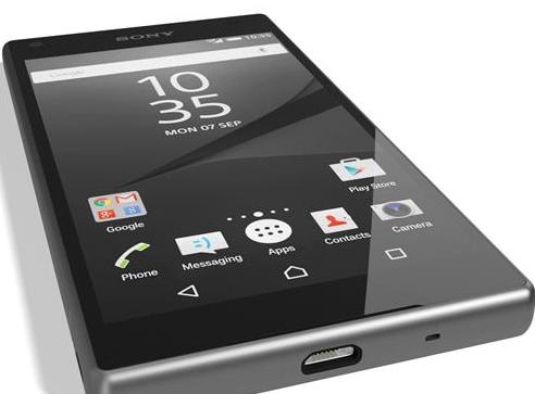 Sony Xperia Z5 Compact Graphite Black Akıllı Telefon