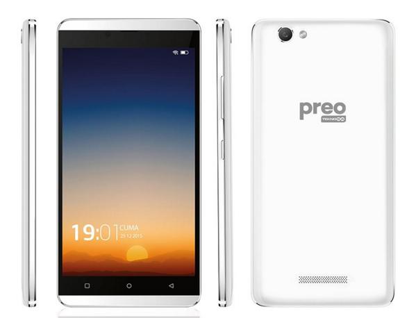 Teknosa Preo P2 Beyaz Akıllı Telefon