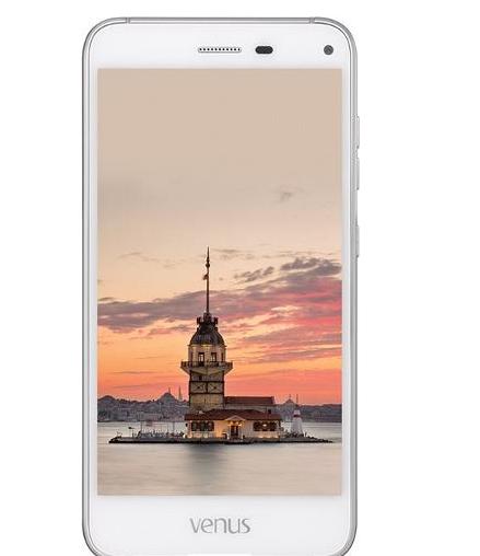 Venüs V3 5070 İnci Beyazı Akıllı Telefon