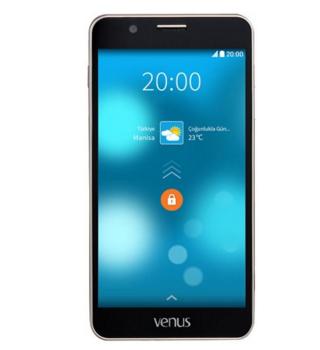 Vestel Venüs 5 0 V Gold Akıllı Telefon