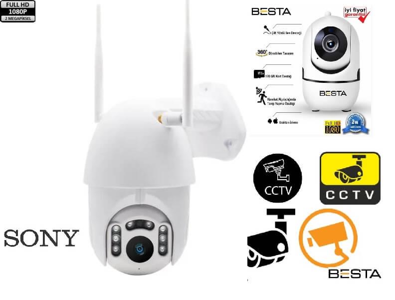 Kablosuz kamera