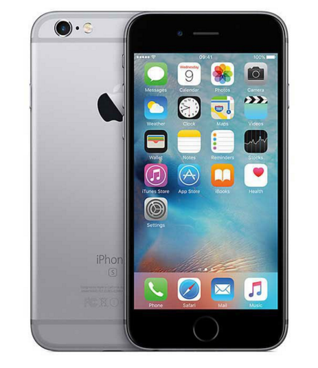 Apple iPhone 6S 128GB Space Gray Akıllı Telefon