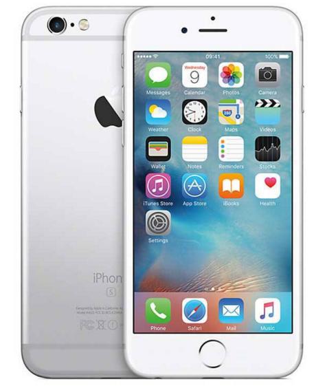 Apple iPhone 6S 16GB Silver Akıllı Telefon