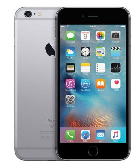 Apple iPhone 6S Plus 16GB Space Gray Akıllı Telefon