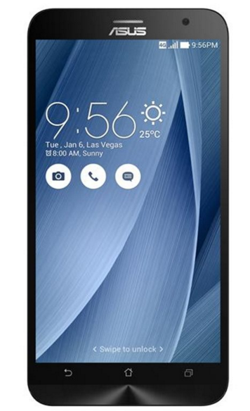 Asus ZenFone 2 16GB Red Dual Sim Akıllı Telefon