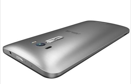 Asus ZenFone 2 32GB Silver Dual Sim Akıllı Telefon