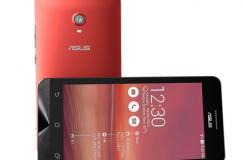 Asus Zenfone 6 Kırmızı Akıllı Telefon