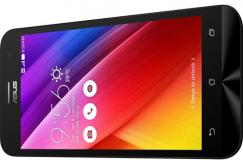 Asus Zenfone2 Laser Dual Sim 5.5'' White Akıllı Telefon