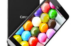 Casper VIA V5 Siyah Akıllı Telefon