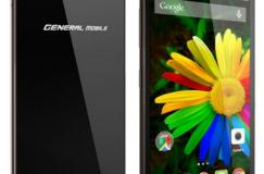 General Mobile Discovery Air 2GB Akıllı Telefon