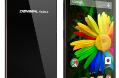 General Mobile Discovery Air Siyah Akıllı Telefon