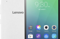 Lenovo A6010 Black Akıllı Telefon