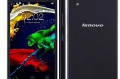 Lenovo P70 Lacivert Çift Sim Kartlı Akıllı Telefon