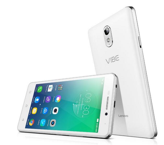 Lenovo Vibe P1M Beyaz Akıllı Telefon