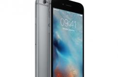 iPhone 6s 16GB Space Gray Akıllı Telefon