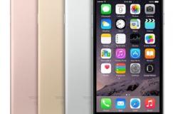 iPhone 6s Plus 16GB Gold Akıllı Telefon
